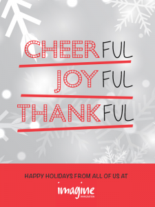 Happy Holidays from all of us at Imagine Immigration!